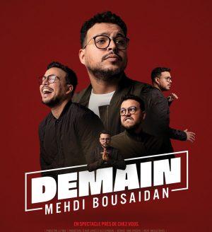 Mehdi Bousaidan