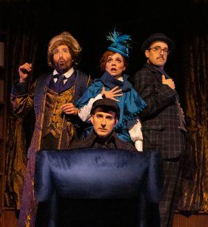 Sherlock Holmes et le signe des Quatre