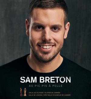 Sam Breton - trophées